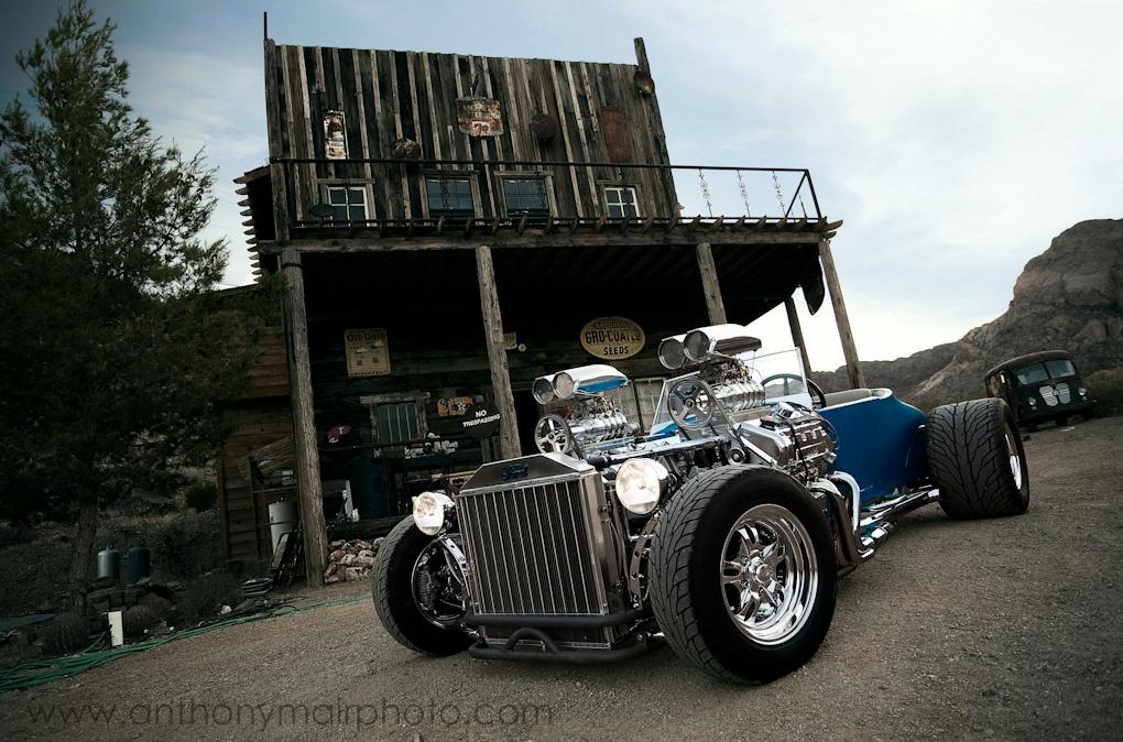 1927 Model T Roadster: Double Trouble | AmcarGuide.com ...  |Double Trouble Hot Rod