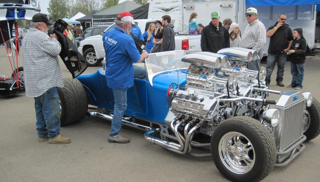 Double Trouble Hot Rod