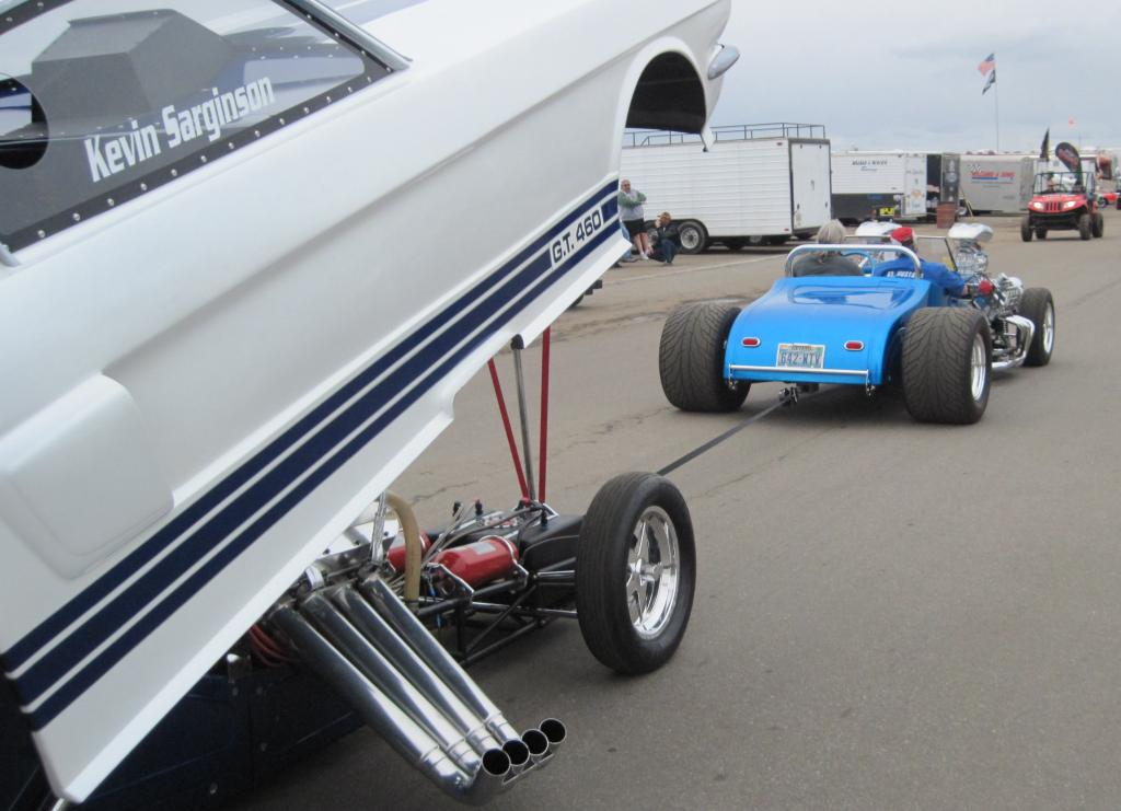 Double Trouble Hot Rod  |Double Trouble Hot Rod