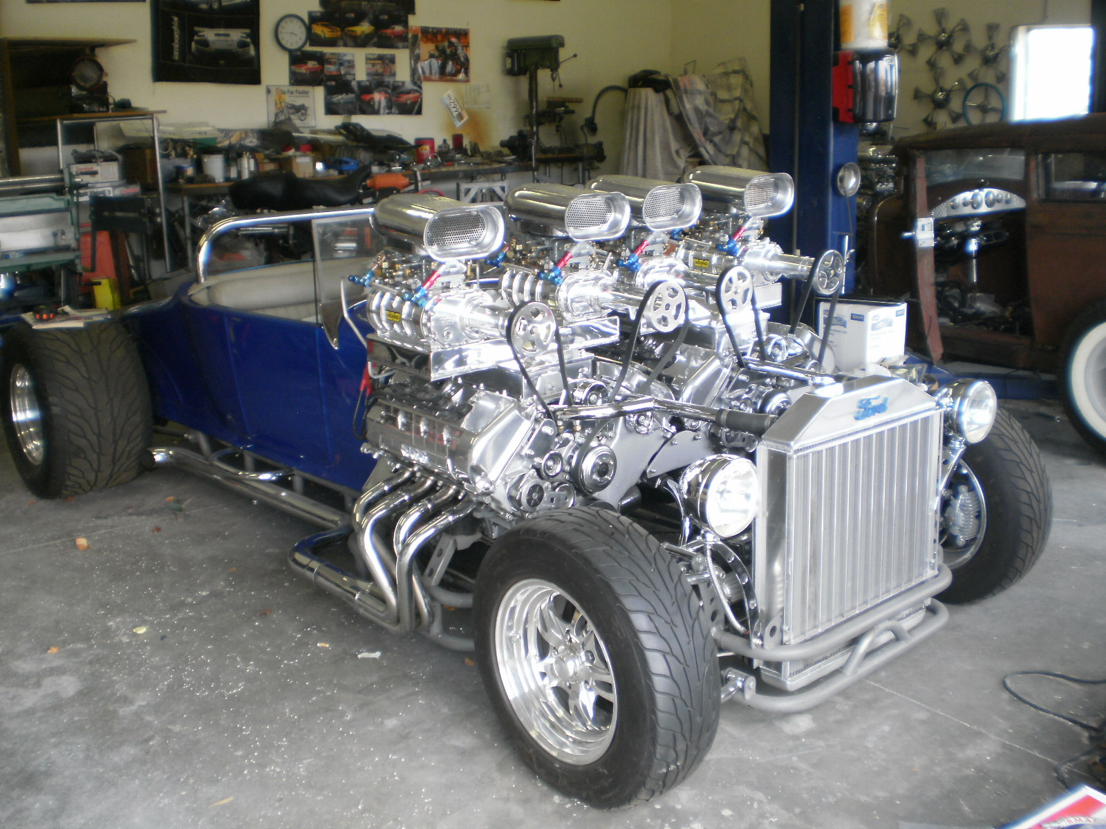 Counting Cars 2 Engine Hot Rod